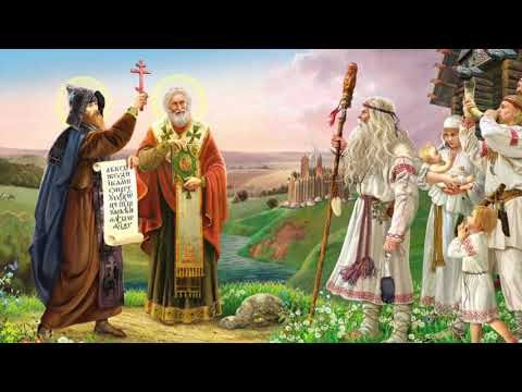"The Truth about the ""Savage Illiterate"" Pagans - pre-Christian Eurasia"