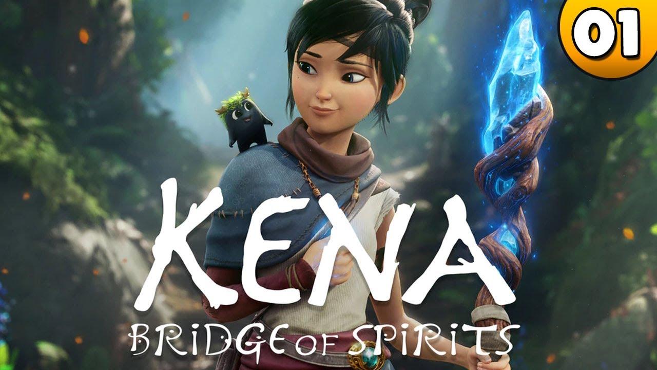 KENA Bridge of Spirits ? Eine wundervolle Welt ⭐ Let's Play ? #001 [Deutsch/German]