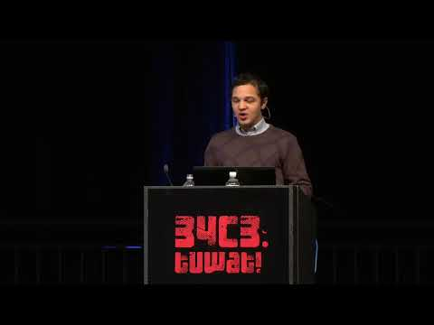 34C3 -  KRACKing WPA2 by Forcing Nonce Reuse - deutsche Übersetzung