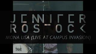 "Jennifer Rostock - ""Mona Lisa"" (Live at MTV Campus Invasion 2008)"