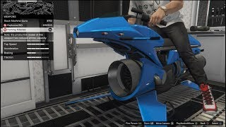 Video GTA 5 - DLC Vehicle Customization - Oppressor Mk II download MP3, 3GP, MP4, WEBM, AVI, FLV November 2018