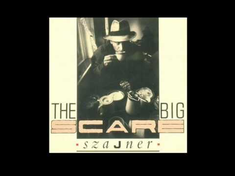 Bernard Szajner - Charity and Crime - The Big Scare 12'' - 1984
