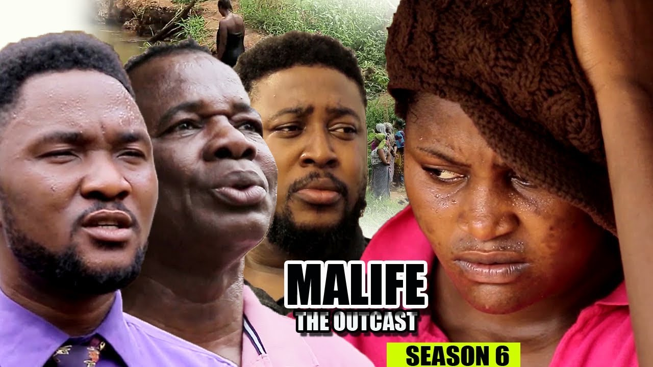 Download Malife The Outcast Season 6 Finale - 2018 Latest Nigerian Nollywood Movie Full HD