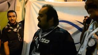 رد الشيخ عبدالله المطلق على المنشد بندر بن عوير