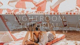 Lightroom Tutorial:EDIT LIKE @tezzamb (FREE PRESET DOWNLOAD)