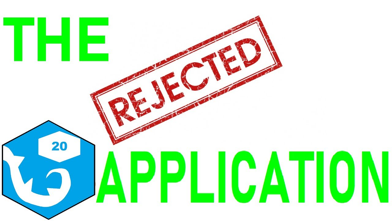 THE REJECTED APPLICATION | r/rpghorrorstories