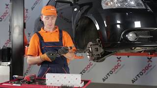 Montage VW CRAFTER 30-50 Box (2E_) Autolampen: kostenloses Video