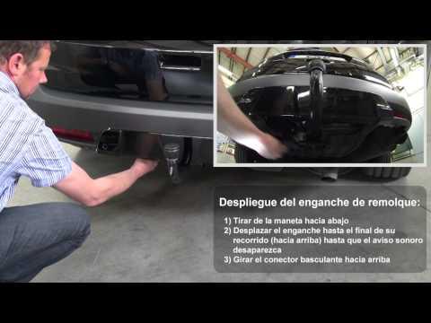 Honda CR-V Enganche de Remolque Retráctil