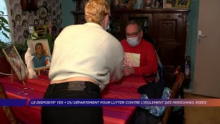 Yvelines | Le dispositif Yes   du département pour lutter contre l'isolement des personnes âgées