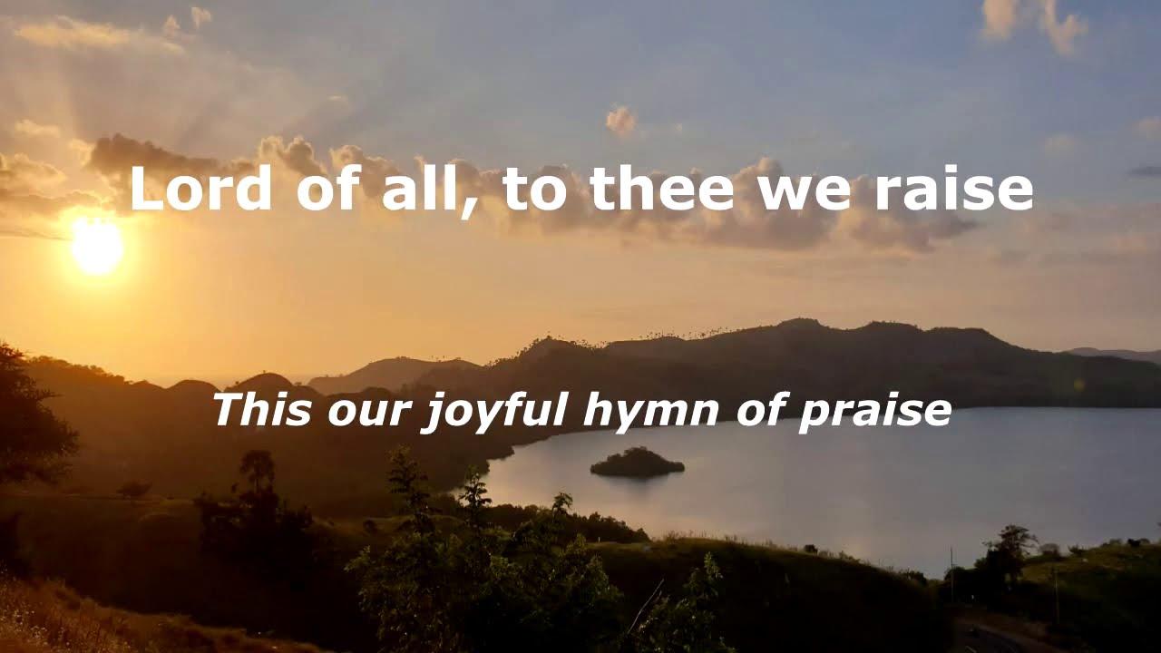 for the beauty of the earth   lagu rohani favorit di pagi hari Jumat   YouTube