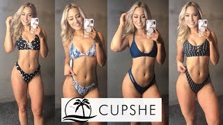 Bikini Try-On Haul! | Cupshe Spring Styles 2019