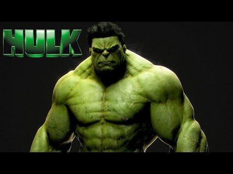 Халк против Мерзости,Тора,Железного человека Часть №1(Epic batle Hulk)