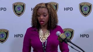 Serial Rapist Suspect Arrested | Houston Police Department