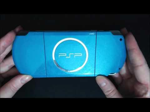 ASMR PSP Playstation Portable ✦ No Talking!