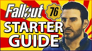Fallout 76 Beginners Guide | MUST Watch If You Are NEW To Fallout 76