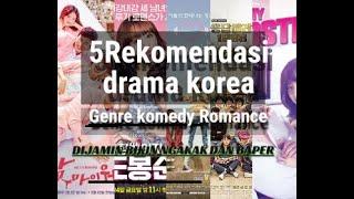Rekomendasi drama korea comedy romantic part 01