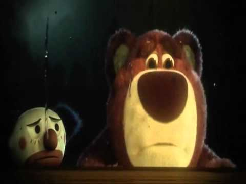 Lotso y sonrisitas toy story 3 youtube - Cochon de toy story ...