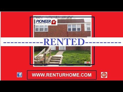 RENTAL - 2420 Harriet Avenue, Baltimore, Maryland 21230