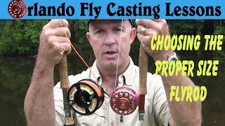 how to choose a fly rod understanding fly rod sizes