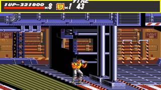 Streets of Rage Walkthrough