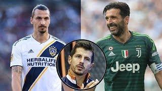 Kariyerine Devam Eden 35 Yaş Üstü Futbolcular
