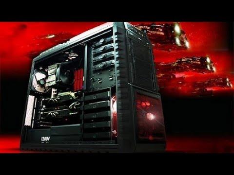 Экстремально Мощный компьютер для игр 2014 HELL POWER
