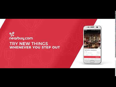 Step Out With nearbuy.com