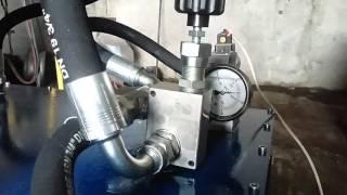 Гидравлическая насосная станция (гидростанция, маслостанция) для испытательного стенда