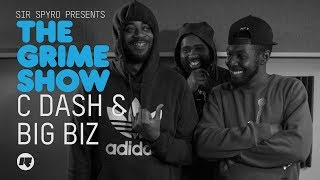 Grime Show: C-Dash & Big Biz