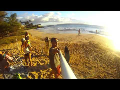 Maui: Lucky We Live Hawaii - GoPro
