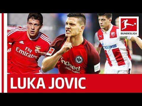 Luka Jovic - Bundesliga's Best