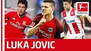 Luka Jovic - Bundesliga's Best