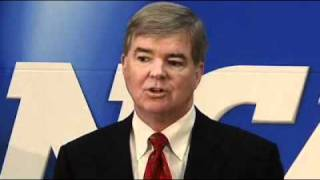 Mark Emmert introduced as NCAA president