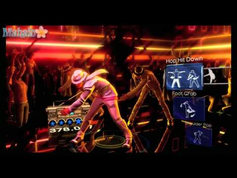 Dance Central - Poison - Hard Performance
