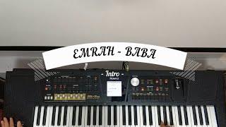 Emrah Baba Korg Roland Emrah - Baba (intro) (Roland BK-5 OR)