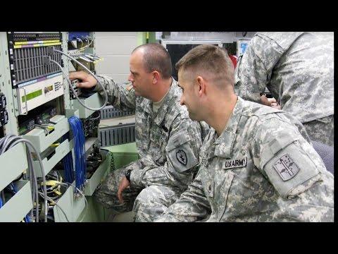 LandWarNet School: Training U.S. Army Signal Soldiers For 25 Years
