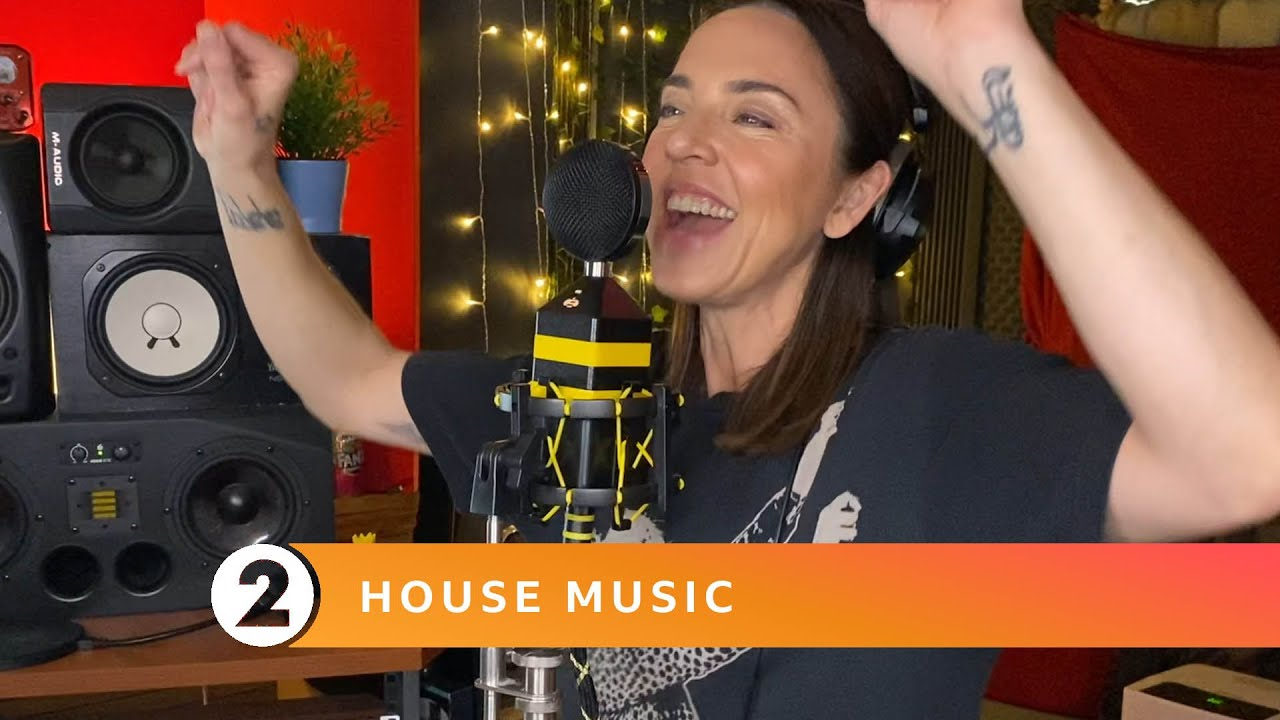 Radio 2 House Music - Melanie C with the BBC Concert Orchestra - Say You'll Be There