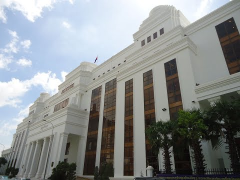 Amazing ! Ministry of Environment | Phnom Penh Cambodia | Asia Developing Country