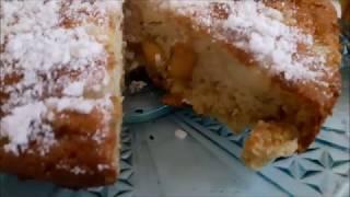 Яблочный пирог быстрого приготовления шарлотка