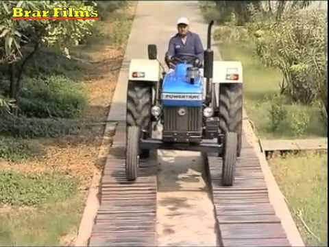 Escorts-Helping India's Farmer.
