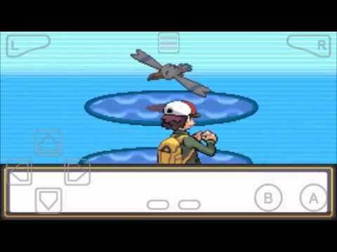 Pokemon Gaia Part 63 Different Area HM Dive Exploring & Need Update Of GBA ROM Hack