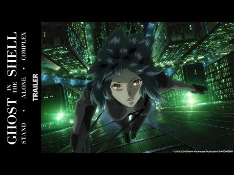 Ghost in the Shell - Stand Alone Complex - L'intégrale