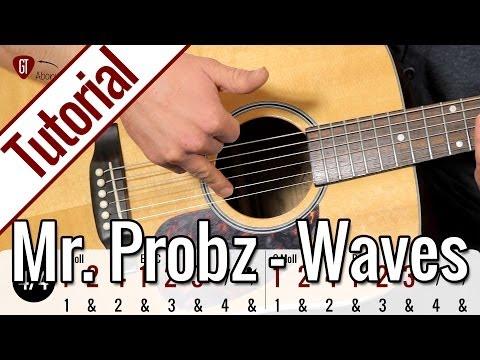 Mr. Probz - Waves | Gitarren Tutorial Deutsch