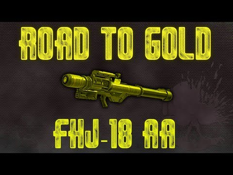 BO2: Road To Gold - (FHJ-18 AA)