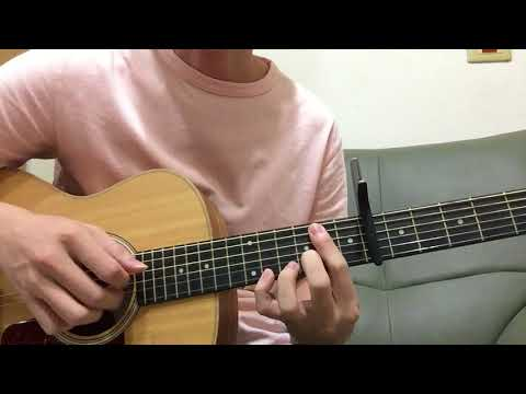 TWICE - LIKEY (Guitar Solo Cover) Fingerstyle