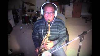 It Might Be You - (theme from: Tootsie) / Stephen Bishop - (saxophone cover)