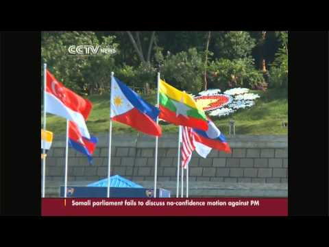 Li Keqiang visits Myanmar for series ASEAN summit