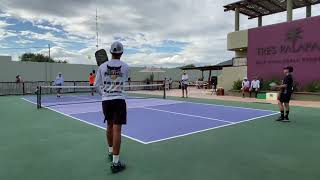 Gold Medal Match Game 3: Stone/Golowich vs Manriquez/Angeles  - Tres Palapas Resort Jr Int Tourn