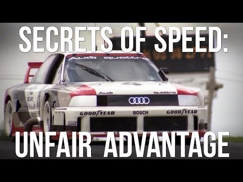Secrets Of Speed: Unfair Advantage