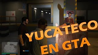 El guardia Yucateco | GTA V Role Play |